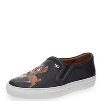 Fawn Slip-On Skate Shoe - Givenchy