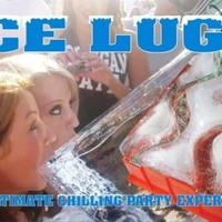 Make Your Own Ice Luge