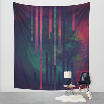 Sound Wall Tapestry by DuckyB (Brandi)