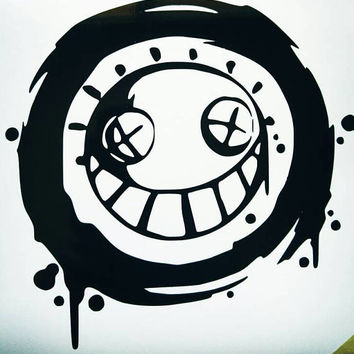 Junkrat - Overwatch decal
