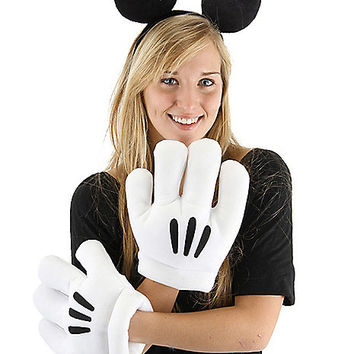 Gloved Mickey Mouse Costume Kit - Disney - Spirithalloween.com