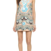 MSGM Paisley Shift Dress