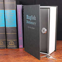 Secret Dictionary Hidden Safe