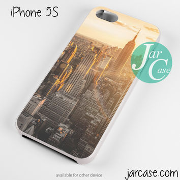 NY The Modern City Phone case for iPhone 4/4s/5/5c/5s/6/6 plus