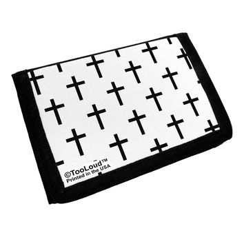 Christian Crosses Trifold Wallet All Over Print