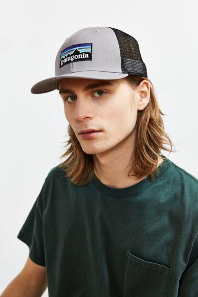 Patagonia P-6 Trucker Hat from Urban Outfitters  eea32a58ee32