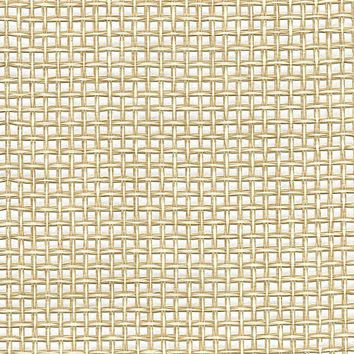 Brewster Wallpaper 2732-54774 Wanchai Metallic Grasscloth