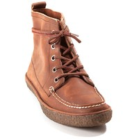 Lucky Brand 5 Eye Trail Boot Mens - Brown