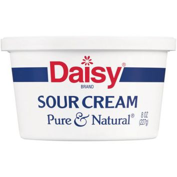Daisy Sour Cream, 8 oz - Walmart.com