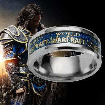 2016 New World of Warcraft Ring