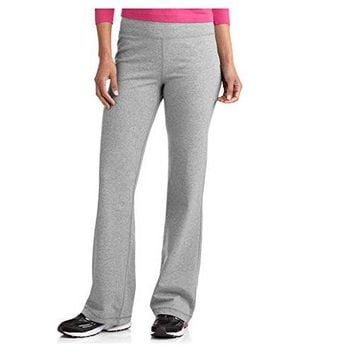 Danskin Now Womens DriMore Core Bootcut Yoga Workout Pants  Regular or Petite