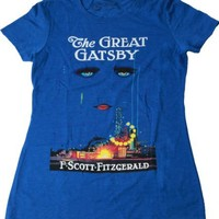 Out of Print Women's Tee - The Great Gatsby (Medium)