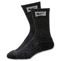 Nike Tiger Stripe Crew Socks