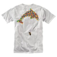 Odd Future Jasper Dolphin Balloon T-Shirt - Men's at CCS