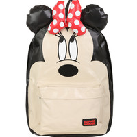 Disney Minnie Mouse Bow Ears Backpack