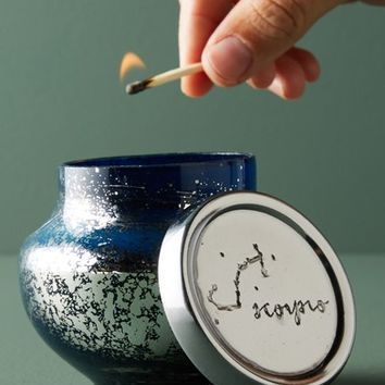 Anthropologie Capri Blue Zodiac Mini Jar Candle | Nordstrom