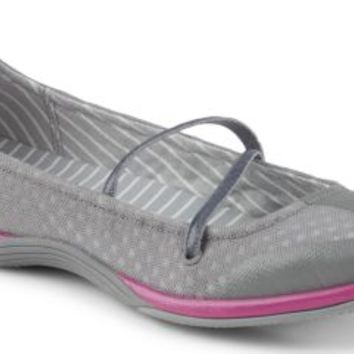 Sperry Top-Sider Point Breeze Sport Skimmer Gray/Pink, Size 10M  Women's Shoes
