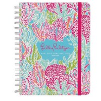 Lilly Pulitzer 2014 Agenda | Lifeguard Press