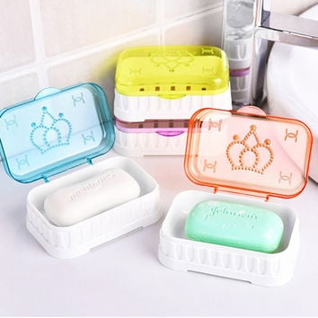 Imperial Crown Soap Box