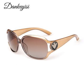 DANKEYISI Luxury Sunglasses Women Sunglasses Polarized Brand Designer Sunglasses 2017 Ladies Sunglasses Brand Sun Glasses Female