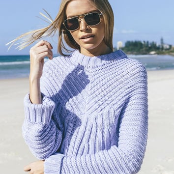 Lavender Knit | SABO SKIRT
