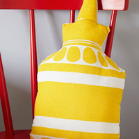 ModCloth Americana Pass the Mustard Pillow