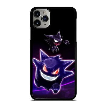 GENGAR POKEMON iPhone Case Cover