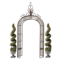 Park Avenue Collection The Princess'S Metal Garden Arch