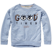 Scotch & Soda Girls 'Good Times' Sweater