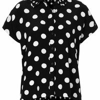 Mix Scale Spot Shirt