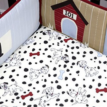 Disney Crib Sheet, 101 Dalmatians