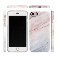 Anti-Scratch Marble iPhone X 8 7 6S Plus Case &Gift Box