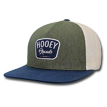 HOOey Hat HomeTown 2 New for 2018 1807T-NVCR OSFA
