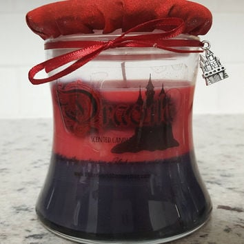 DRACULA scented candle