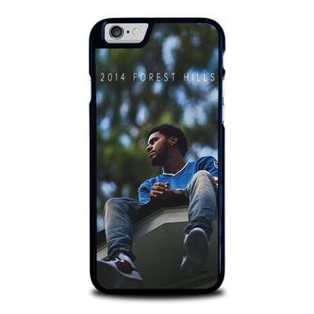 j cole forest hills iphone 6 6s case cover  number 1