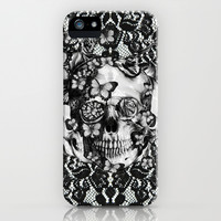 A delicate Passing iPhone & iPod Case by Kristy Patterson Design
