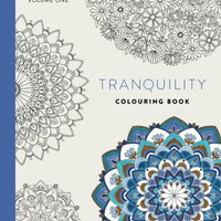 Tranquility: Colouring Book (Volume 1)