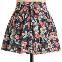 Flowers Keepers Skirt -ModCloth.com