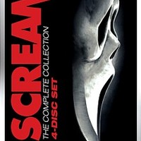 Scream - The Complete Collection | DVD Movies & TV Shows, Genres, Horror / Thriller : JB HI-FI