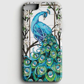 Peacock Tiffany iPhone 6/6S Case