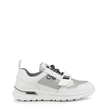 Prada Men White Sneakers