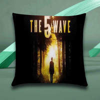 The 5th Wave Pillow case size 16x16, 16x24, 18x18, 20x30, 20x26