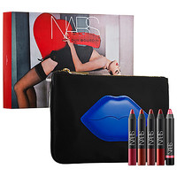 Sephora: NARS : Guy Bourdin Holiday Collection Limited Edition Promiscuous Lip Pencil Coffret  : lip-palettes-lipstick-palettes