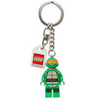 LEGO® Teenage Mutant Ninja Turtles™ Michelangelo Key Chain