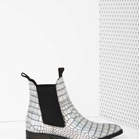 Miista Sandra Leather Chelsea Boot