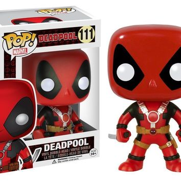Deadpool w/ Two Swords Funko Pop! Vinyl Figure #111