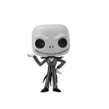 The Nightmare Before Christmas Jack Skellington  Action Figure Toy Doll No Color Box