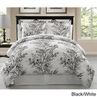 Shadow Tree 8 PC Comforter Bedding SET