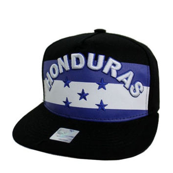 Honduras Cap In Black