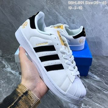 new arrival 2b5c3 307e9 DCCK2 A1049 Adidas Superstar Cork Suede Fashion Skate Shoes Whit